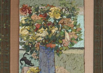 Petals of Paint